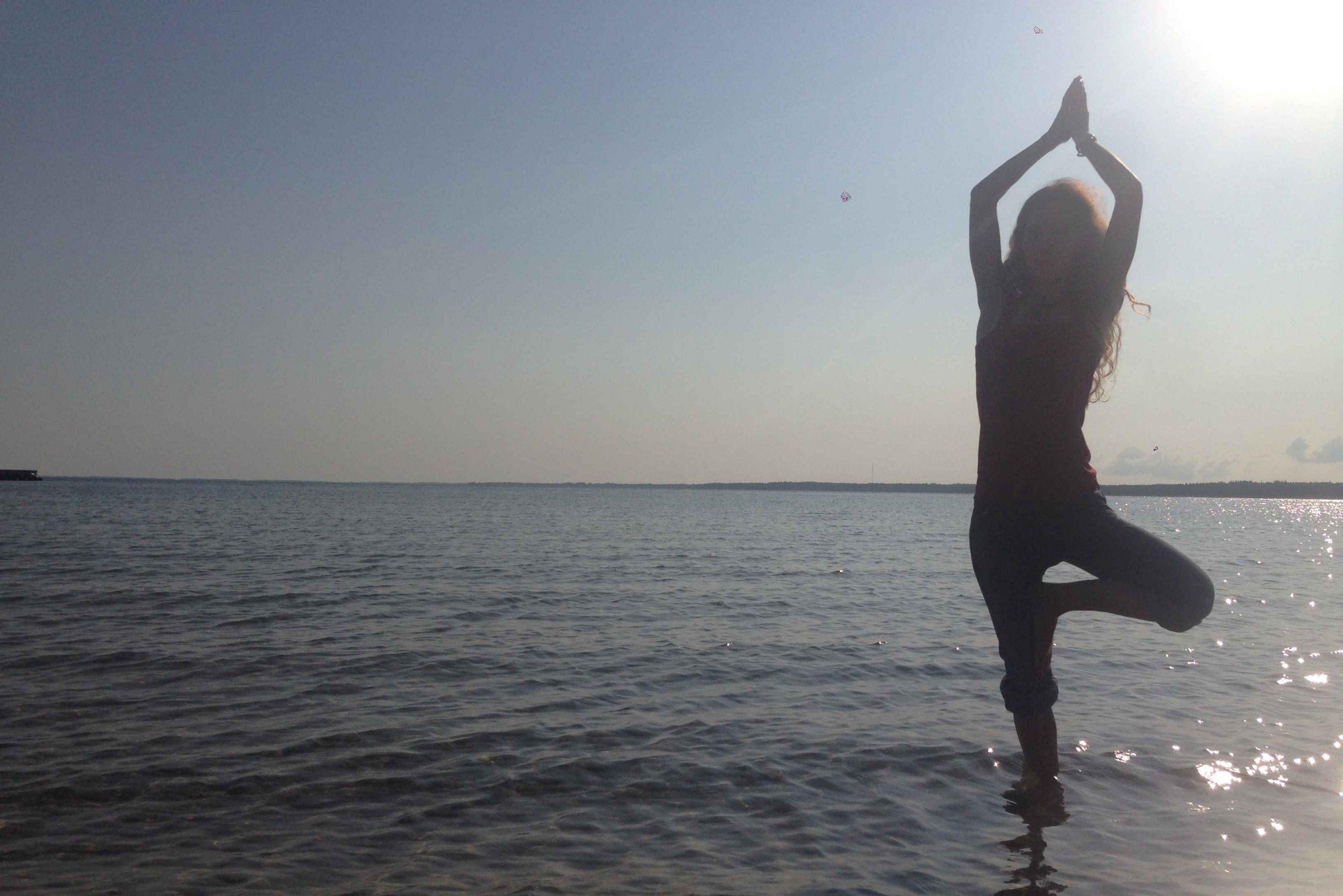 Elemente-Yoga mit Philipp im Sadhana Schopfheim