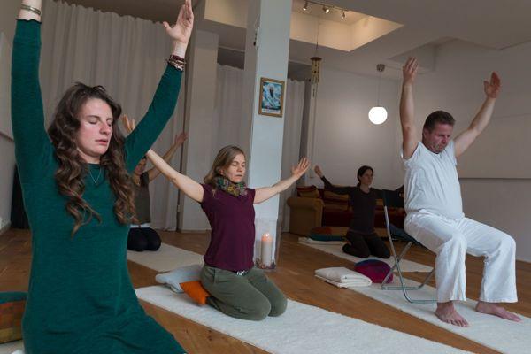 Kundalini-Yoga, Entspannung, Sadhana Schopfheim