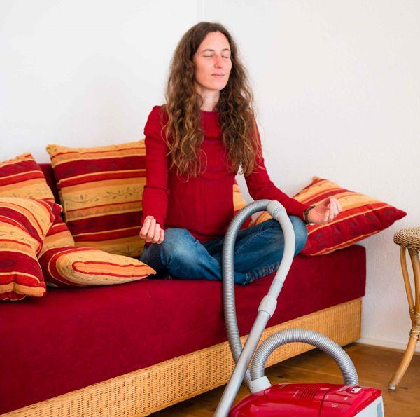 Entspannung für Zuhause, Partnerschaft, Familie und Arbeit mit Ines Badusche im Sadhana Schopfheim