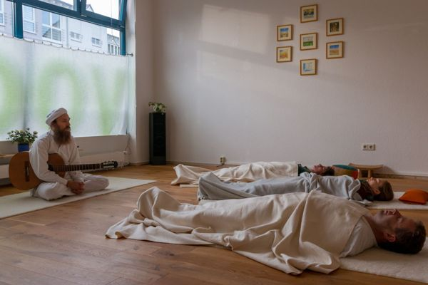 Yoga Nidra Tiefenentspannung, Sadhana Schopfheim